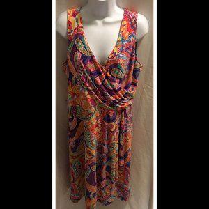 Size Large LRL Ralph Lauren Dress